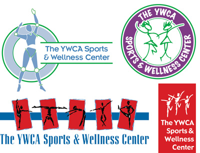 YWCA of Winston-Salem and Forsyth County proposed campaign logos