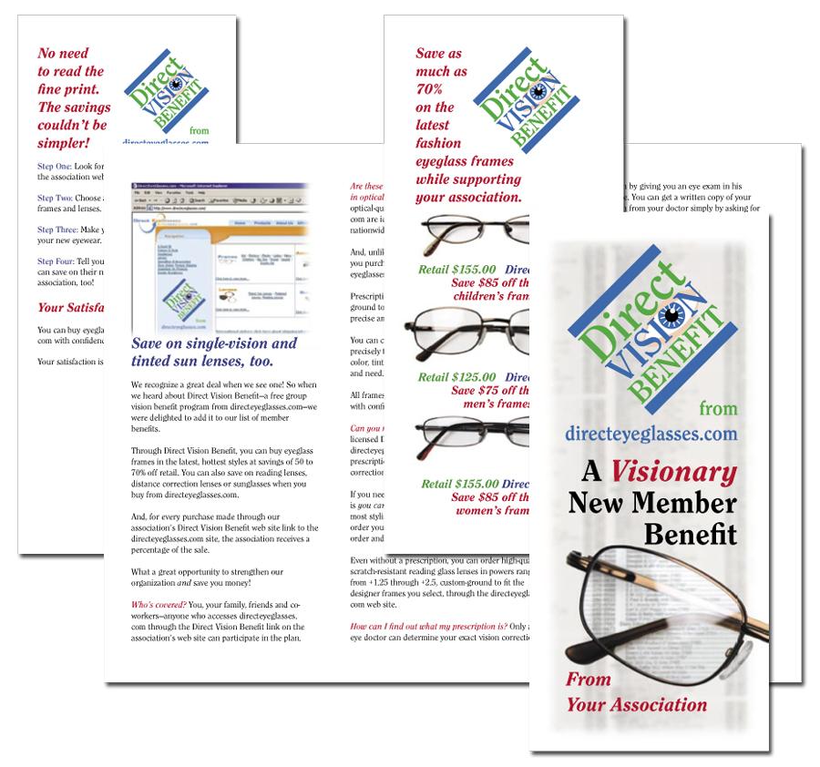 Direct Vision Benefit brochure