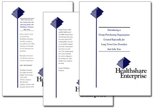 North Carolina Hospital Association Healthshare Enterprise brochure