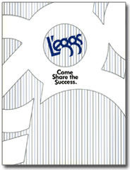 L'eggs staff recruiting brochure cover